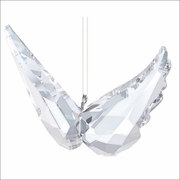 Swarovski Christmas Ornament Angel Wings