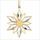(SOLD OUT) Christmas Ornament, Golden Star