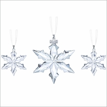 SOLD OUT Swarovski Christmas Ornament Set Annual Edition 2015