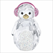 (SOLD OUT) Swarovski Christmas Rocking Penguin