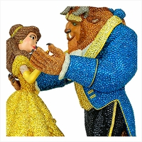 Swarovski  Beauty and The Beast  Limited Edition 2017