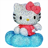 Swarovski Crystal Myriad Hello Kitty  Limited Edition 2017