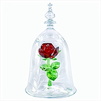 (SOLD OUT) Swarovski Disney Beauty and the Beast - Enchanted Rose, Limited Edition 2017