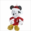 Swarovski Disney - Mickey Mouse Christmas Ornament