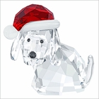 (SOLD OUT) Dog with Santa's Hat