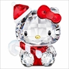 Swarovski Hello Kitty Santa