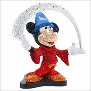 NEW 2014 Swarovski Myriad Mickey The Sorcerers Apprentice Limited Edition 2014