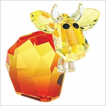 (SOLD OUT) Swarovski Mini Mo Vibrant Yellow, Limited Edition 2015