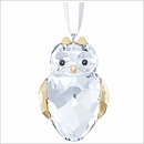 SOLD OUT Swarovski Owl Ornament