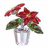 (SOLD OUT) Swarovski Poinsettia
