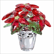 (SOLD OUT) Swarovski Poinsettia, large