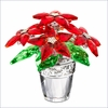 Swarovski Poinsettia, large
