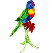 NEW 2016 Swarovski Rainbow Lorikeet
