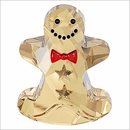 (SOLD OUT) Rocking Gingerbread Man