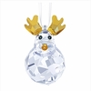 (SOLD OUT) Rocking Reindeer ornament