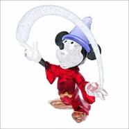 NEW 2014 Swarovski Sorcerer Mickey  Mouse LE 2014