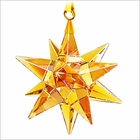 (SOLD OUT) Star Ornament, Golden Shadow