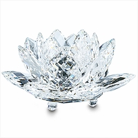 Waterlily Candleholder, large
