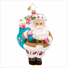 (SOLD OUT) Sweet Sandra  Radko Christmas Ornament