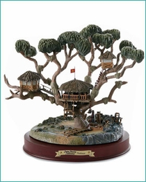 (SOLD OUT) Swiss Family Robinson Treehouse