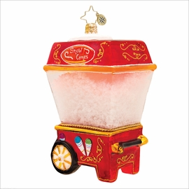 Tasty Treat Maker Radko  Christmas Ornament