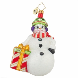 (SOLD OUT)  The Best Gift of All  Radko Ornament