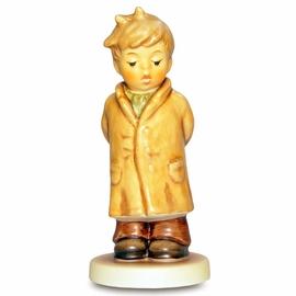 Too Shy To Sing Figurine M.I. Hummel Club Exclusive