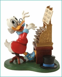 (SOLD OUT) Uncle Scrooge McDuck Cash Register Concerto