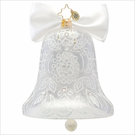 (SOLD OUT) Victorian Lace Radko  Christmas Ornament