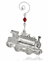 (SOLD OUT) Waterford 2013 Train Engine Christmas Ornament