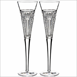 (SOLD OUT) Waterford 2015 Times Square Flutes Pair