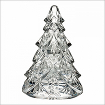 Waterford Christmas Tree Large Sculpture, Clear