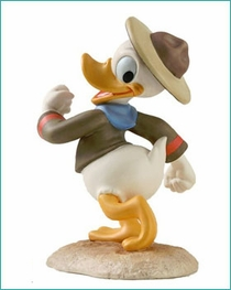 (SOLD OUT) WDCC Donald Duck Happy Camper