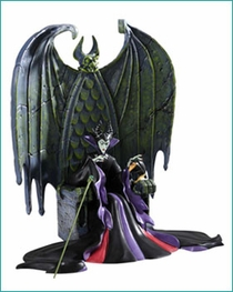 "( Sold Out )  Maleficent  ""Sinister Sorceress"""
