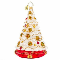Winter Spruce Majesty  Radko Ornament