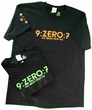 9:ZERO:7 Whiteout Carbon Tee Shirt