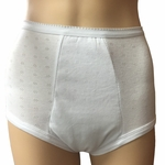 Betey's Women's Reusable Incontinence Underwear Panties, Super Absorbency