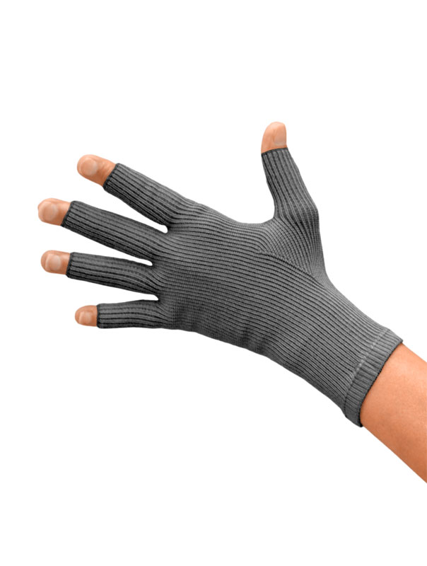 Exostrong Hand Compression Gloves For Edema 20 30mmhg By