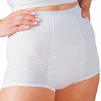 HealthDri Ladies' Heavy Washable Cotton Underwear Panty