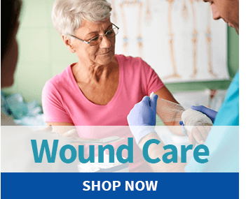 Shop Wound Care Supplies