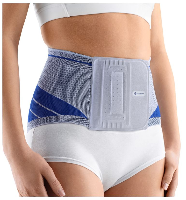 LumboTrain Lady Back Support Brace by Bauerfeind