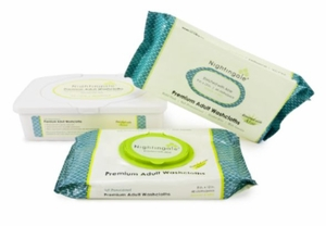 Nightingale Premium Adult Disposable Washcloths