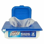 Prevail Disposable Adult Washcloths 48ct, Case of 12 Tubs (WW-701)