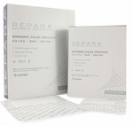 REPARA Bordered Gauze Dressing Pads, Sterile Bandages