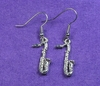 Bass Clarinet - Saxophone Earrings