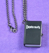 Death Note Pocket Watch Black