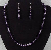 Purple Pearls Set
