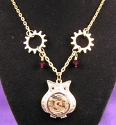 Some Like it Hoot Necklace