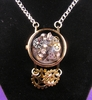 The Golden Gears Necklace