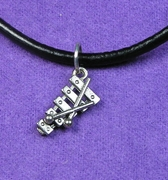 Xylophone Necklace